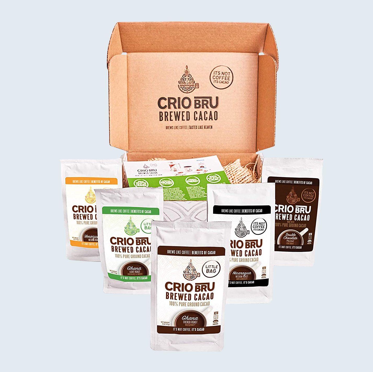 Crio bru Brewed cacao