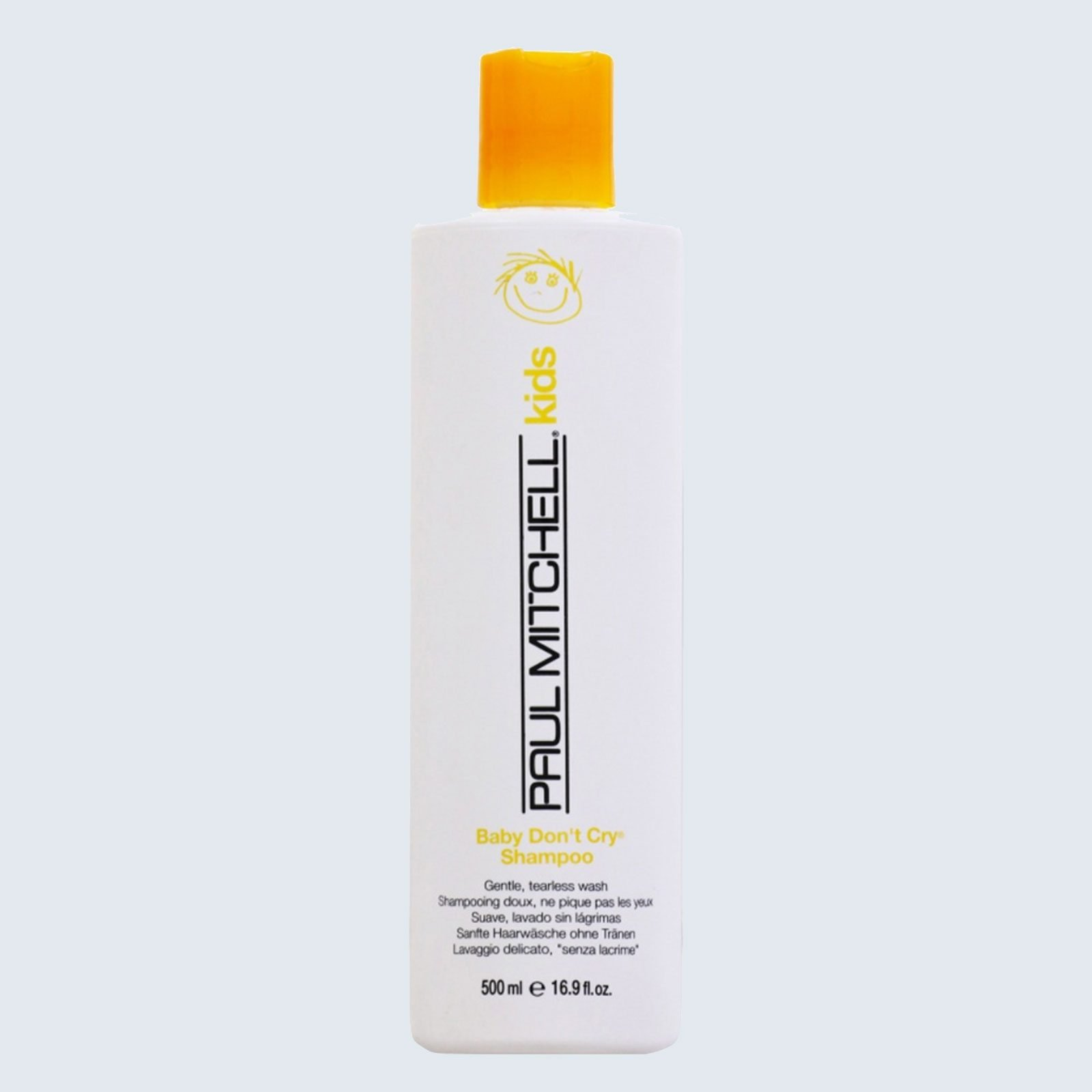 Best gentle shampoo: Paul Mitchell Baby Don't Cry