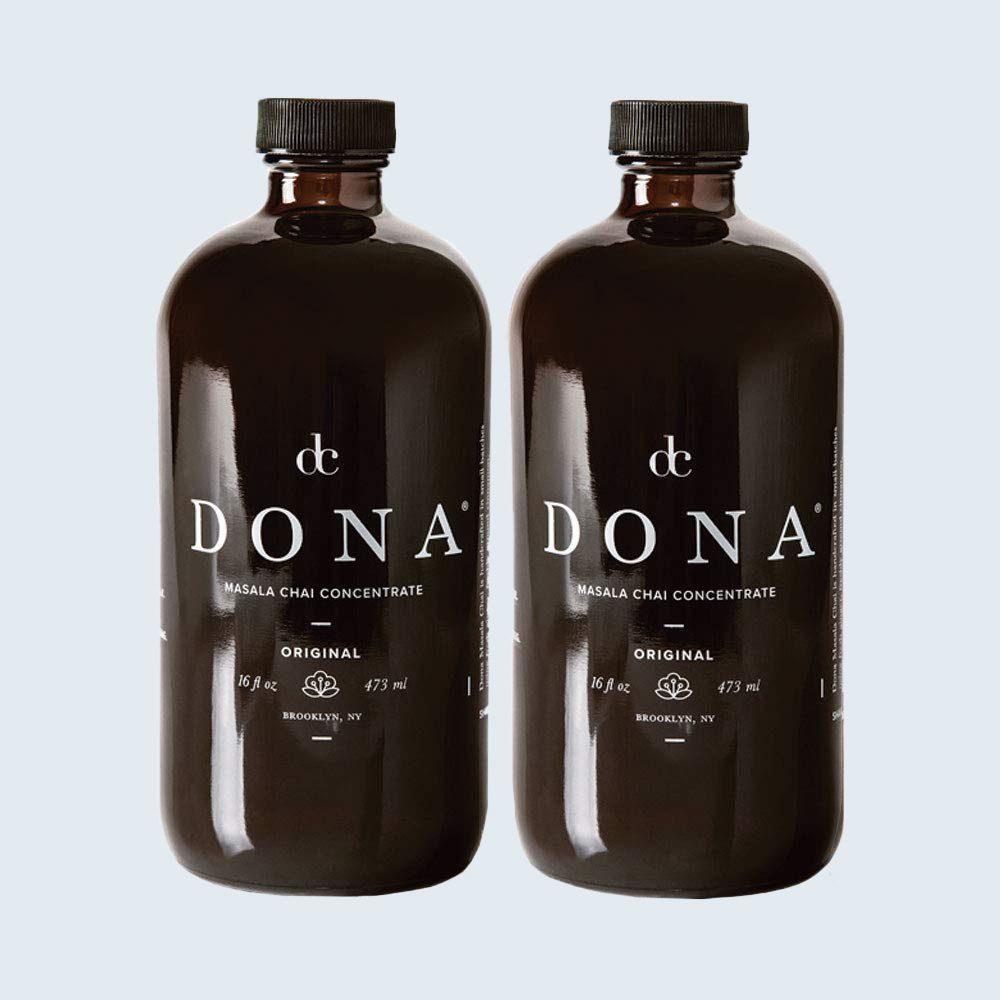 Dona Masala Chai Concentrate Liquid Chai Tea