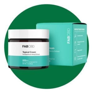 Fabcbd Topical Cbd Cream