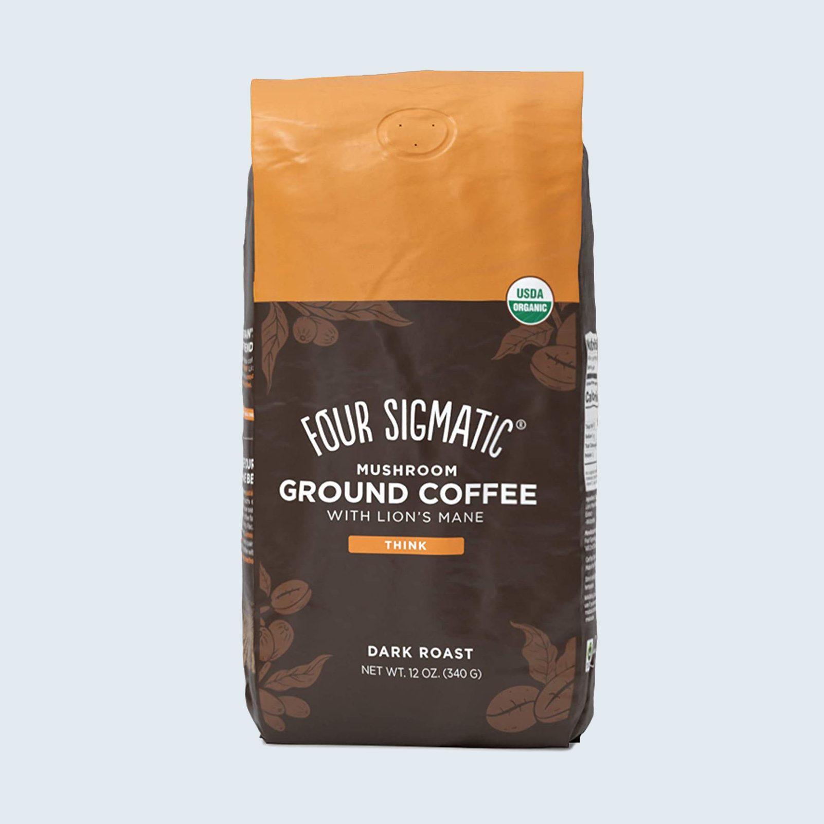Foursigmatic Mushroom coffee