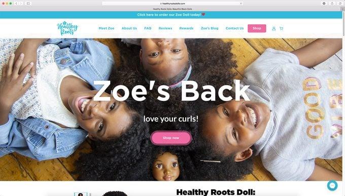 Healthyrootsdolls home page
