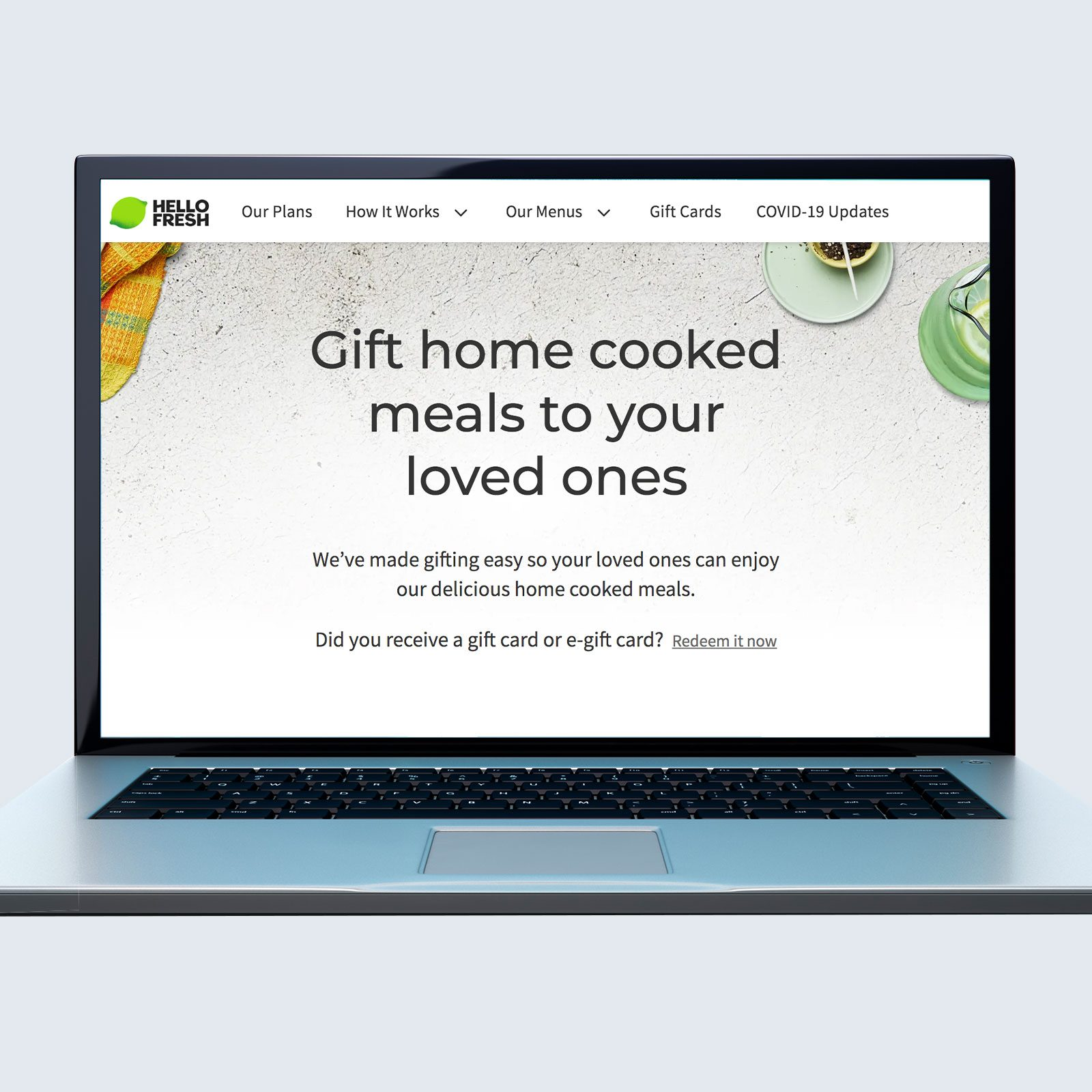 For the over-worked family chef: HelloFresh Food Delivery