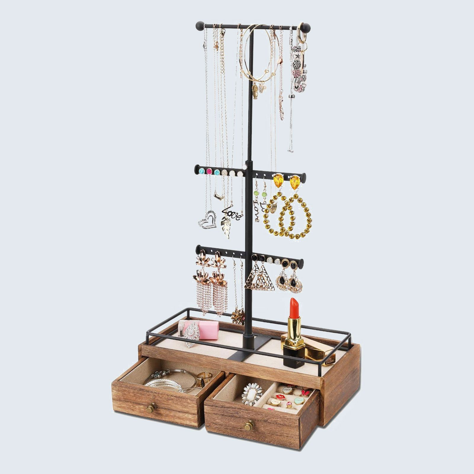 For the accessory collector: Keebofly Jewelry Organizer