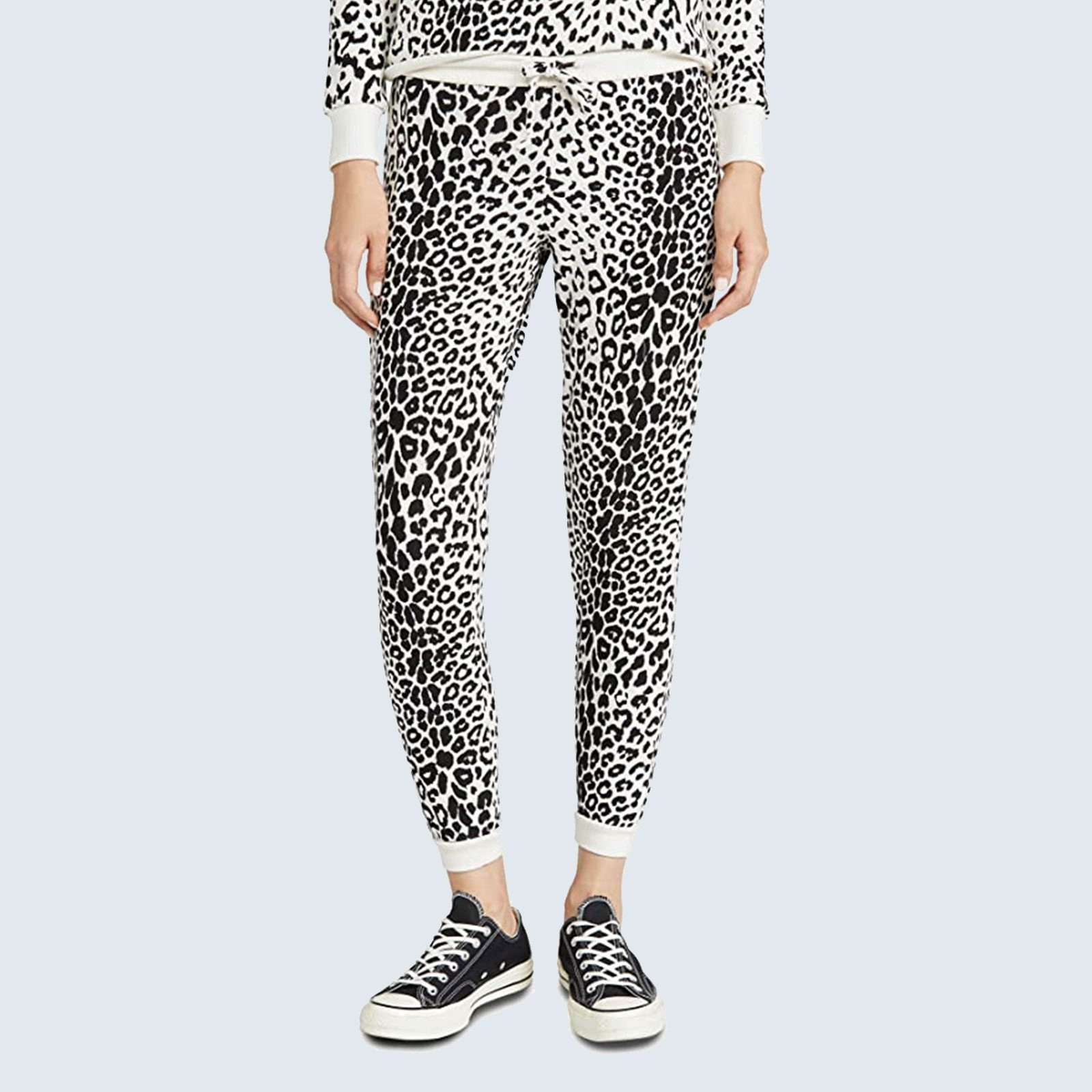 For the loungewear lover: Chaser Cozy Knit Cuffed Drawstring Joggers