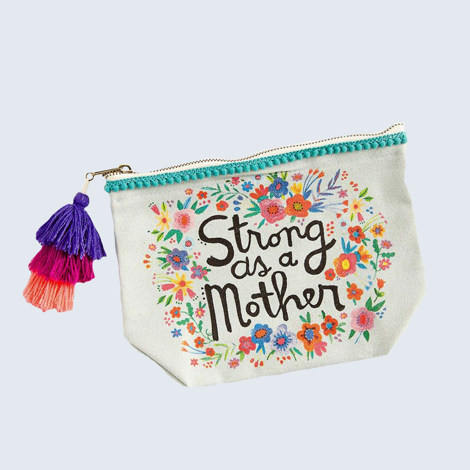 For resilient mothers: Strong As A Mother Pouch