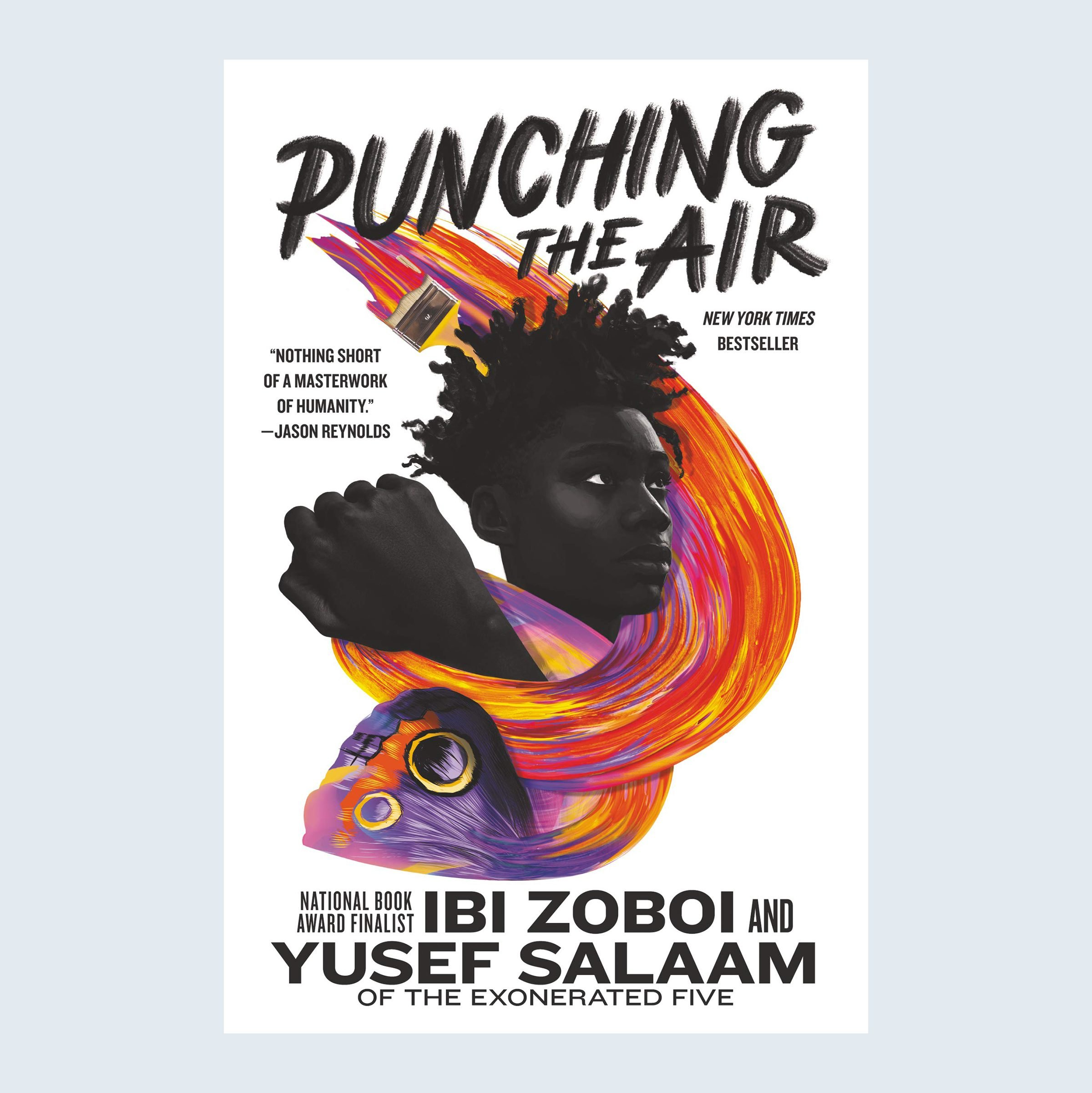 Punching the Air by Ibi Zoboi and Yusef Salaam
