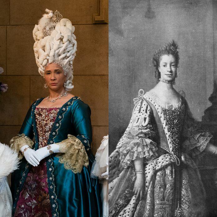 Queen Sophia Charlotte, Netflix's Bridgerton
