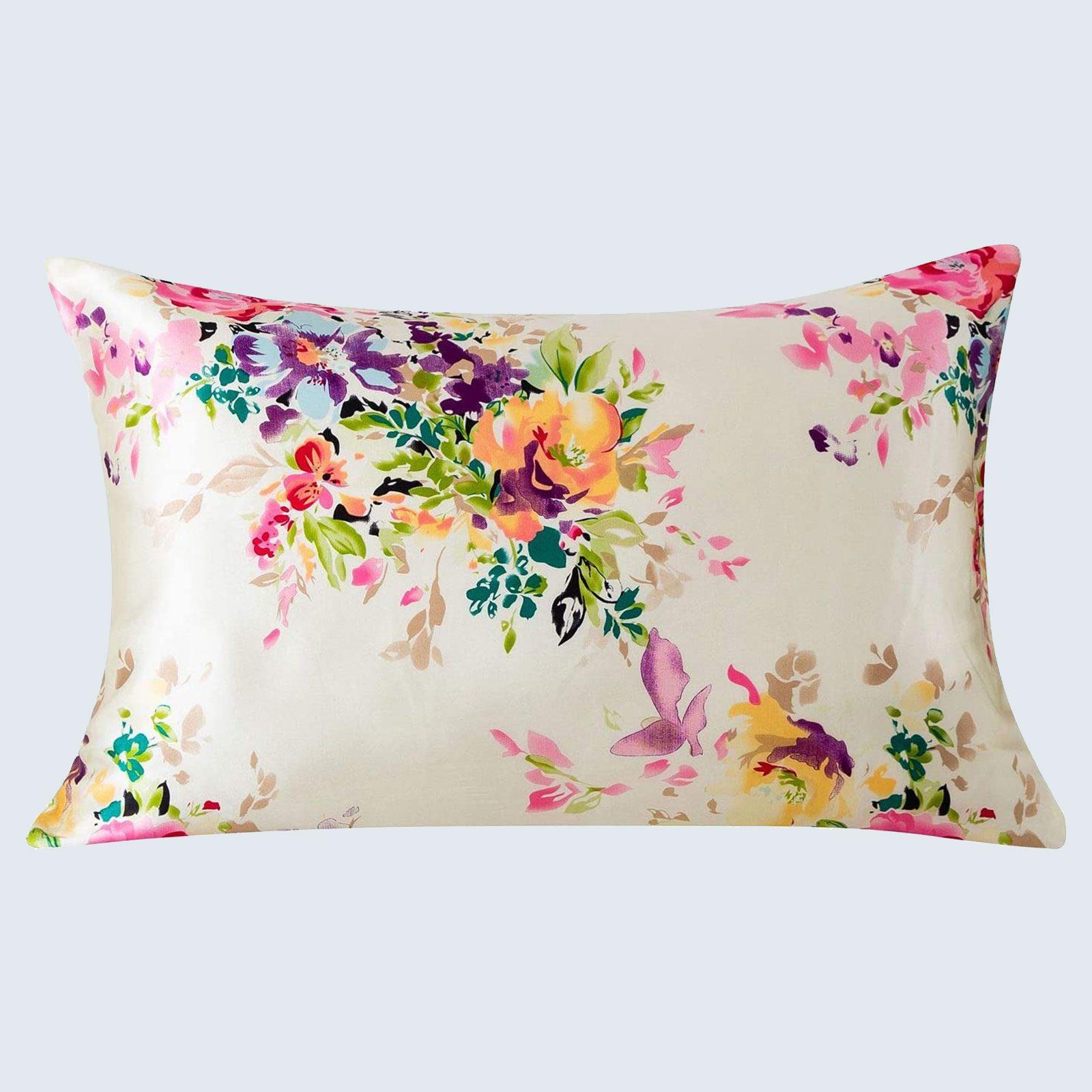 For the sleep-deprived: SLPBABY Silk Pillowcase
