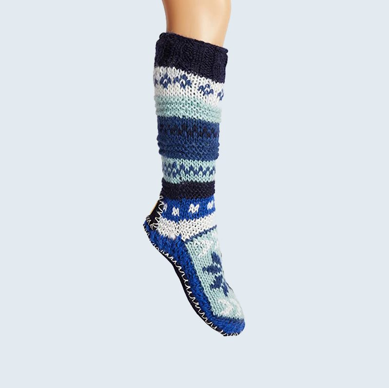 cozy wool socks