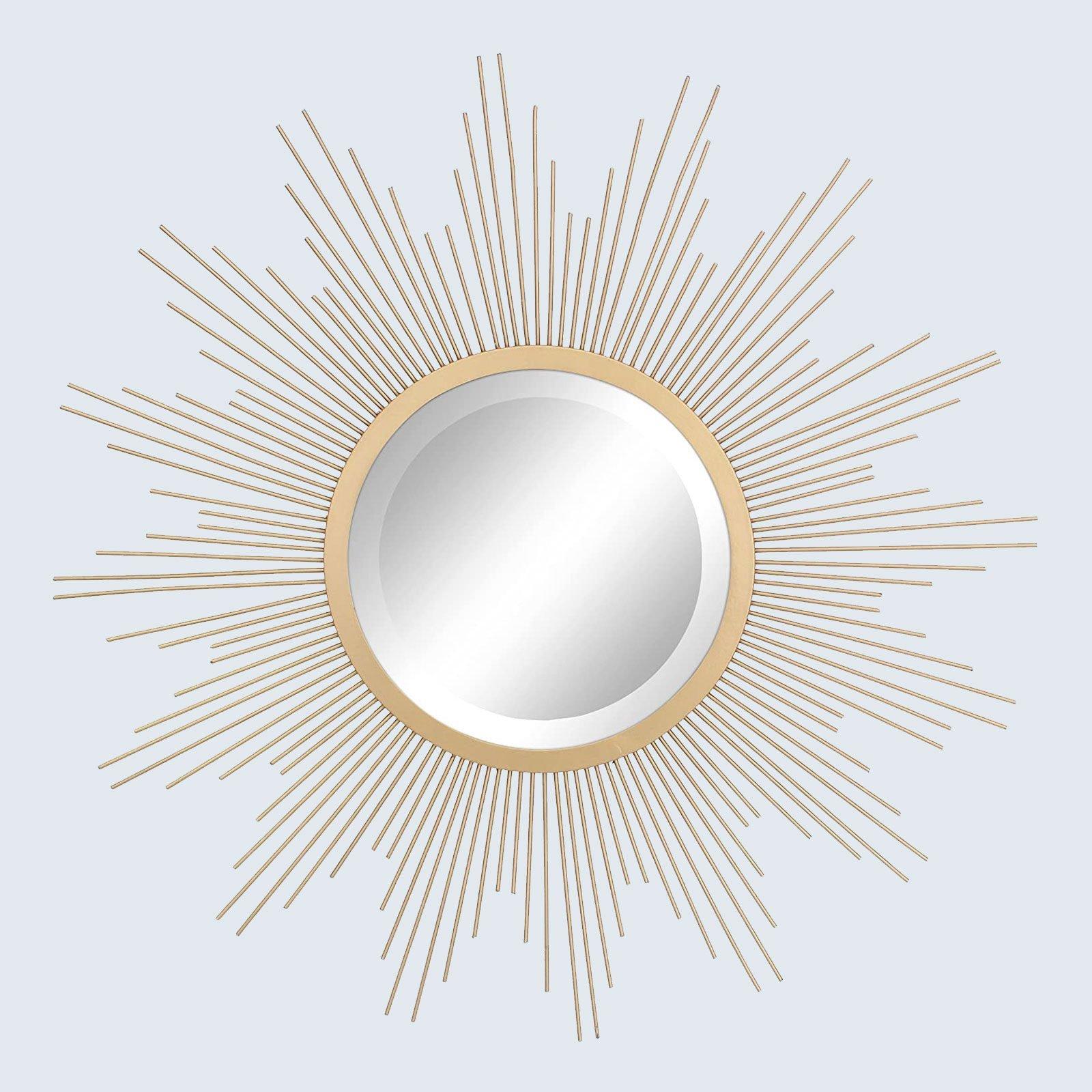 For the home decorator: Stonebriar Sunburst Wall Mirror