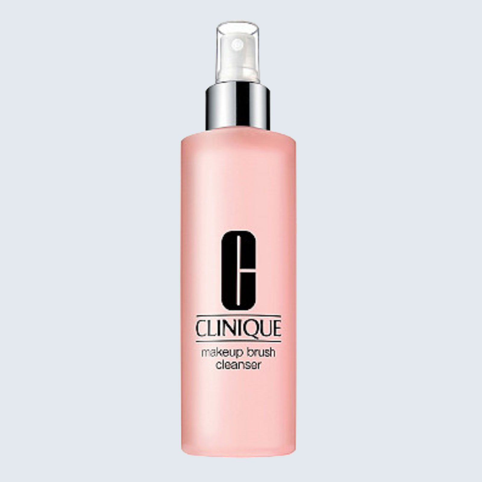 Best makeup brush cleaner for oily skin: Clinique Makeup Brush Cleanser