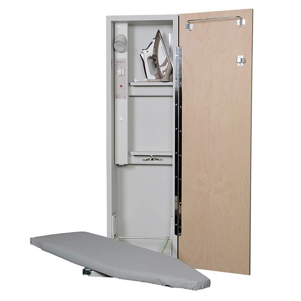 Unfinished Exterior Cool Grey Interior Iron A Way Ironing Boards Ae42wdu 64 1000