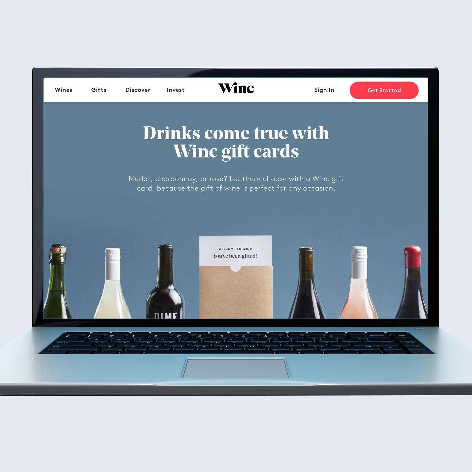 For wine aficionados: Winc Wine Subscriptions