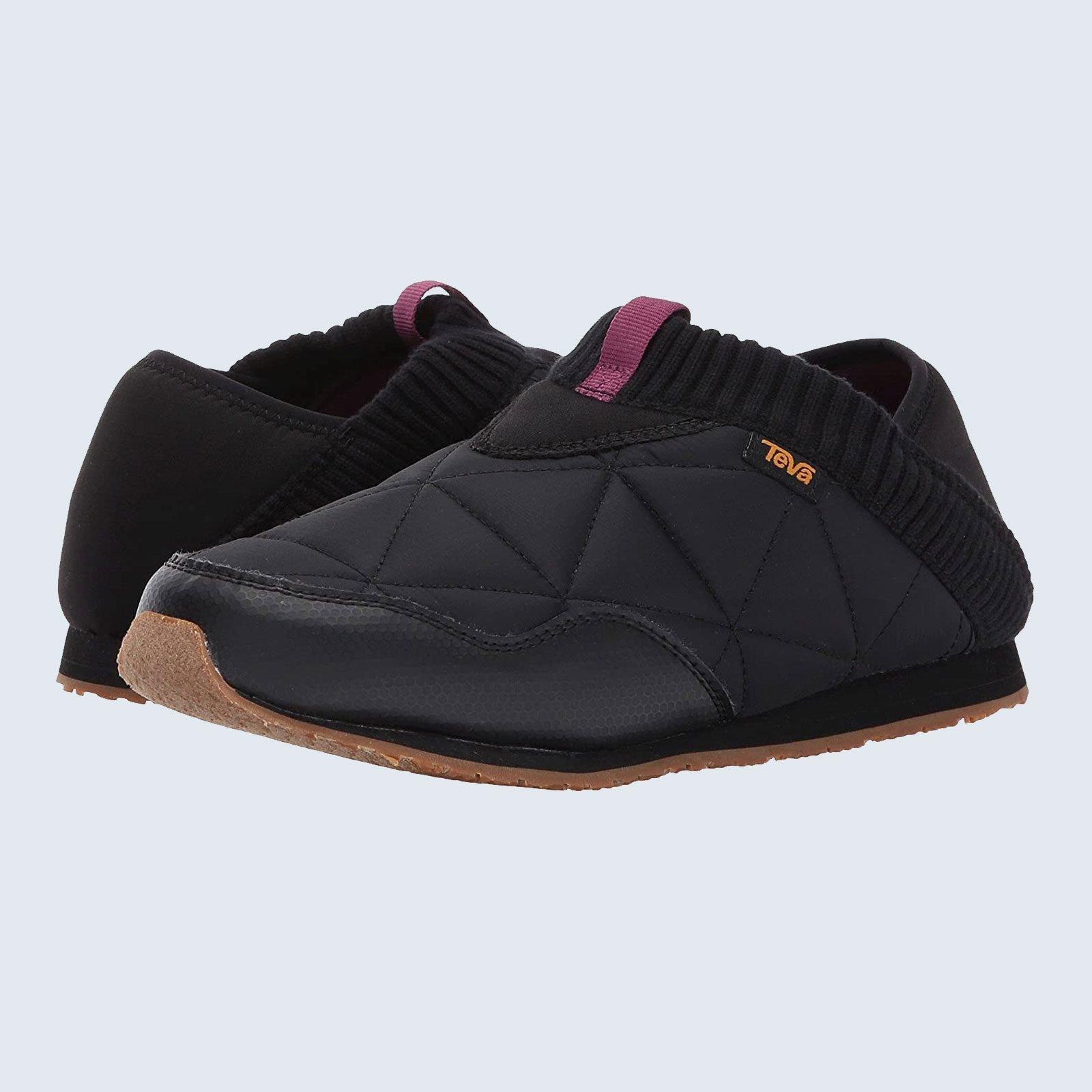 Best slippers for camping: Teva Ember Moc