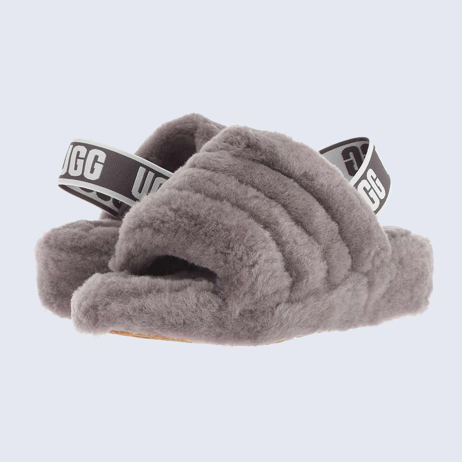 Most stylish slippers: Ugg Fluff Yeah Slipper