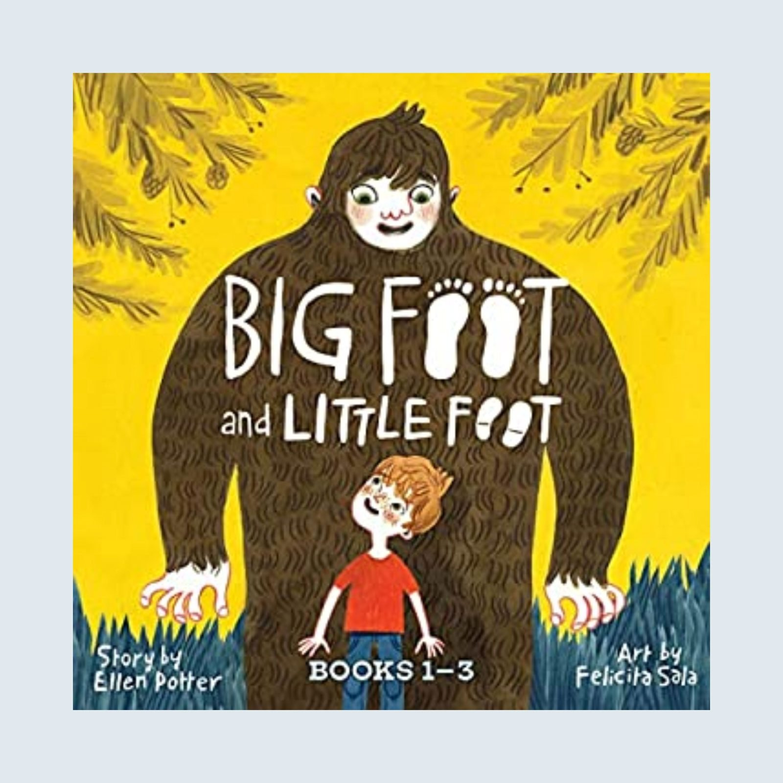 The Big Foot and Little Foot Collection