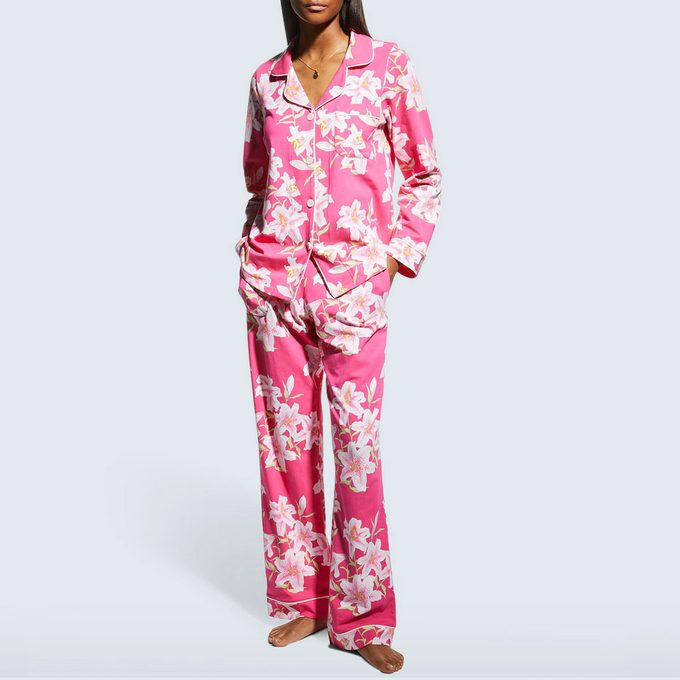 Bedhead Pajamas In Full Bloom Classic Pajama Set