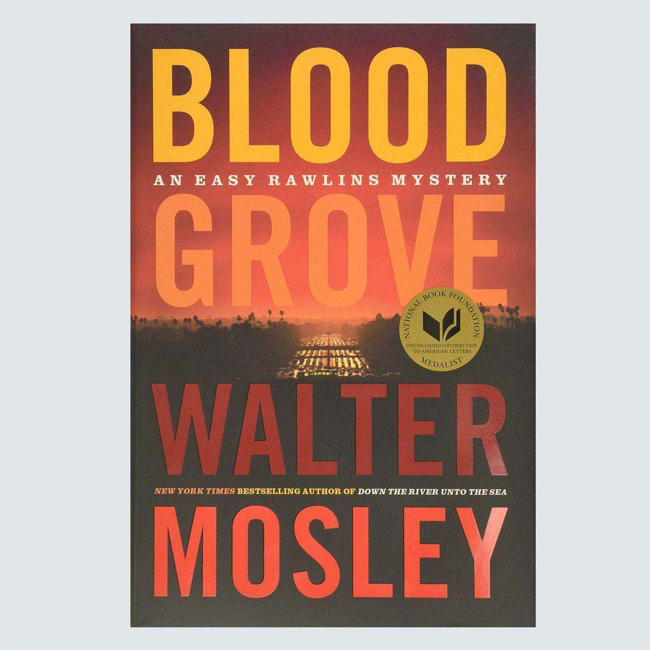 Blood Grove by Walter Mosely