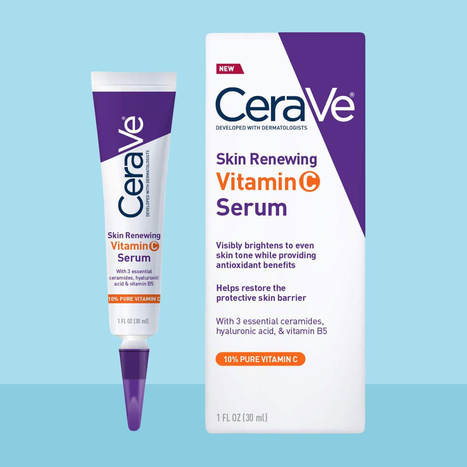 Best face serum with Vitamin C: CeraVe Vitamin C Serum