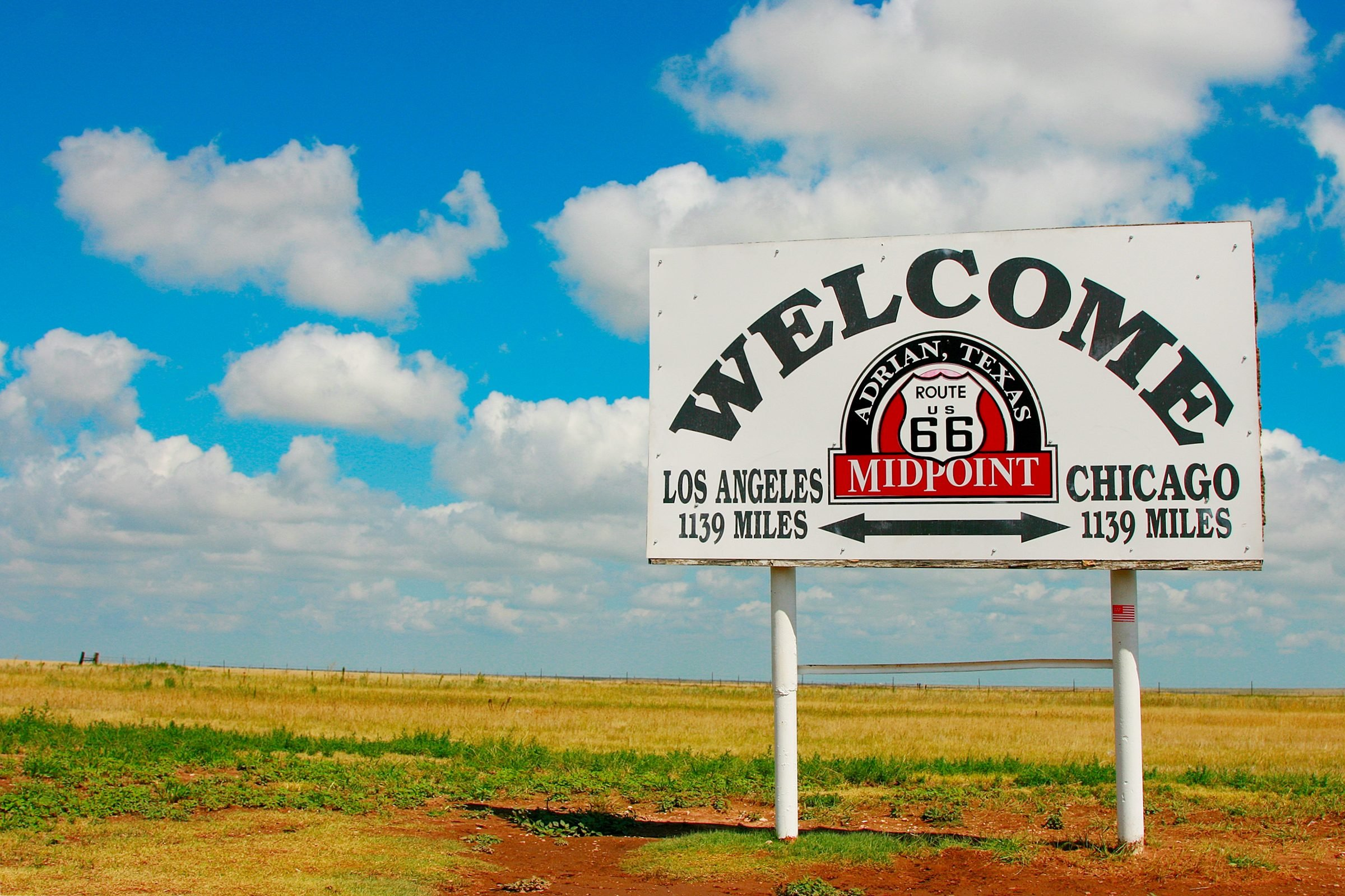 Route 66 Midpoint