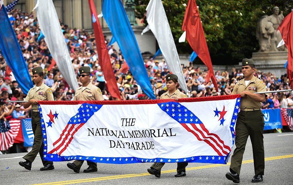 U.S.-WASHINGTON D.C.-MEMORIAL DAY PARADE