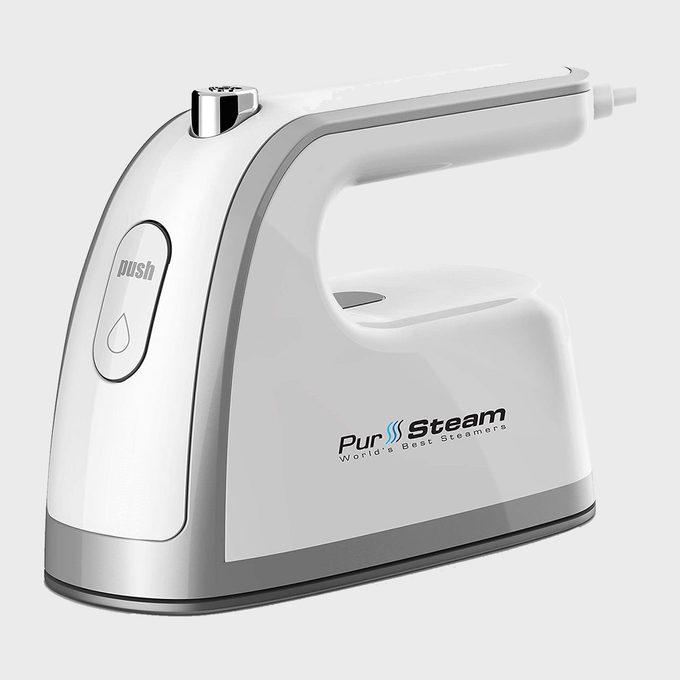 Pursteam Worlds Best Steamers Travel Steamer Iron Mini