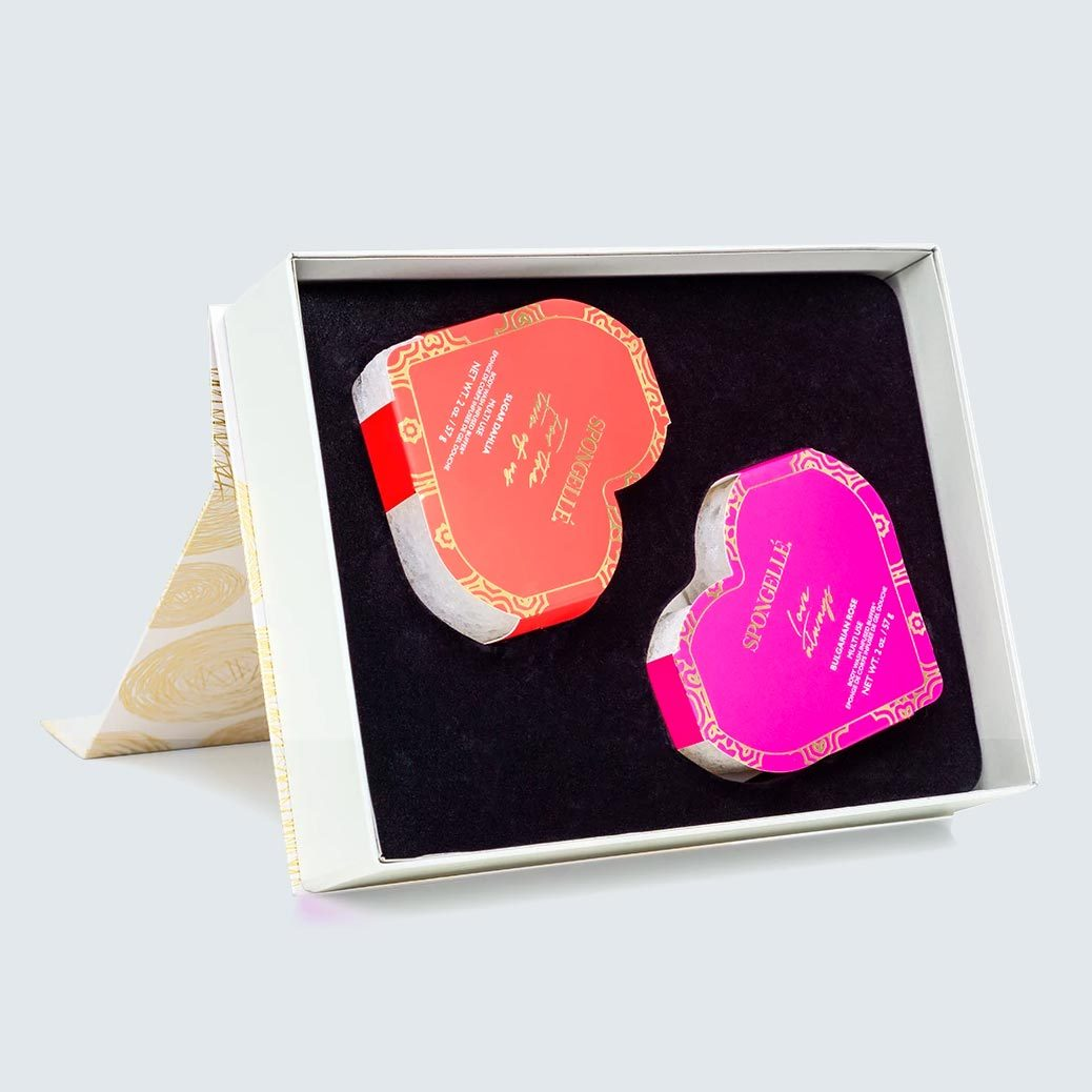 Spongelle Love Always Gift Set