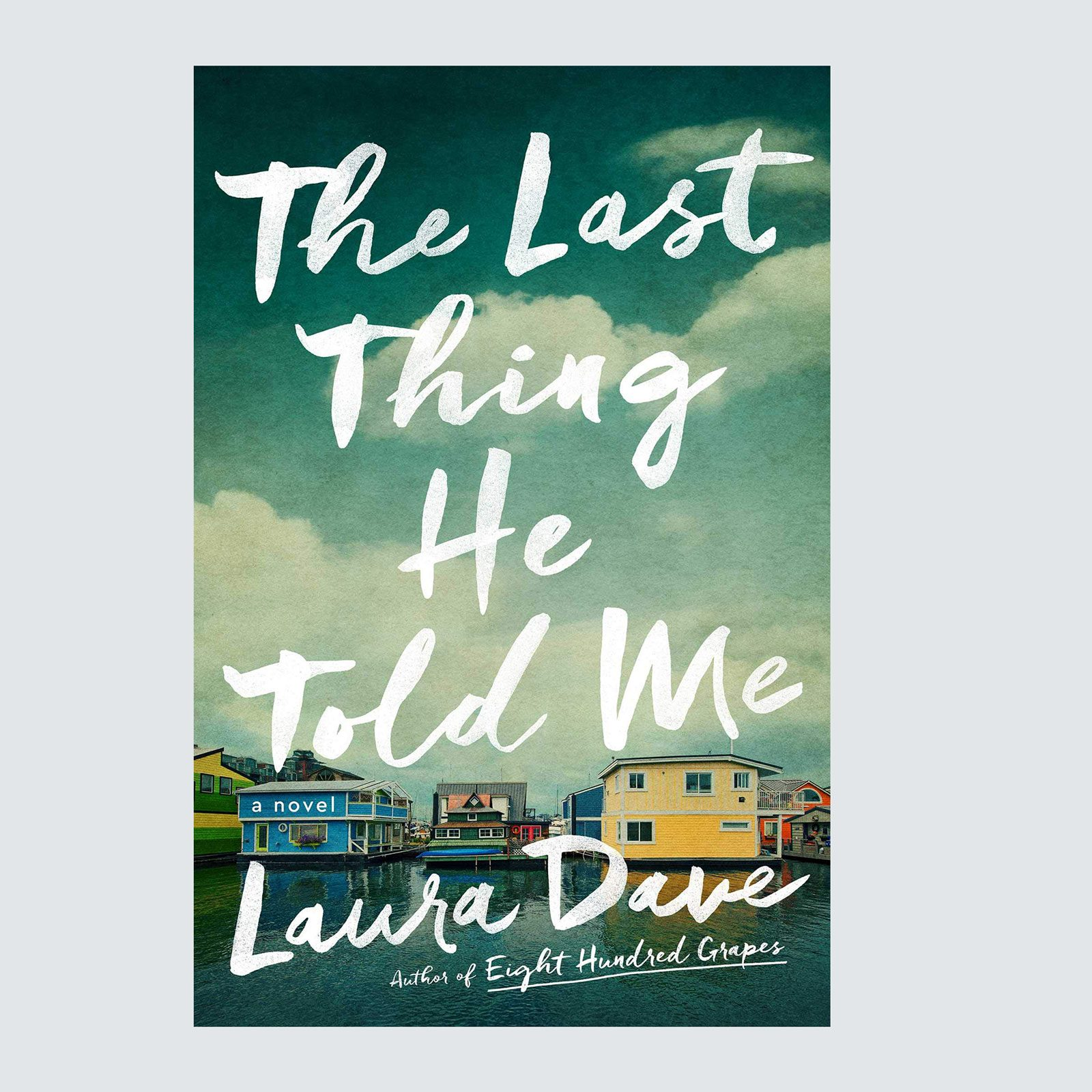 The Last Thing He Told Me by Laura Dave