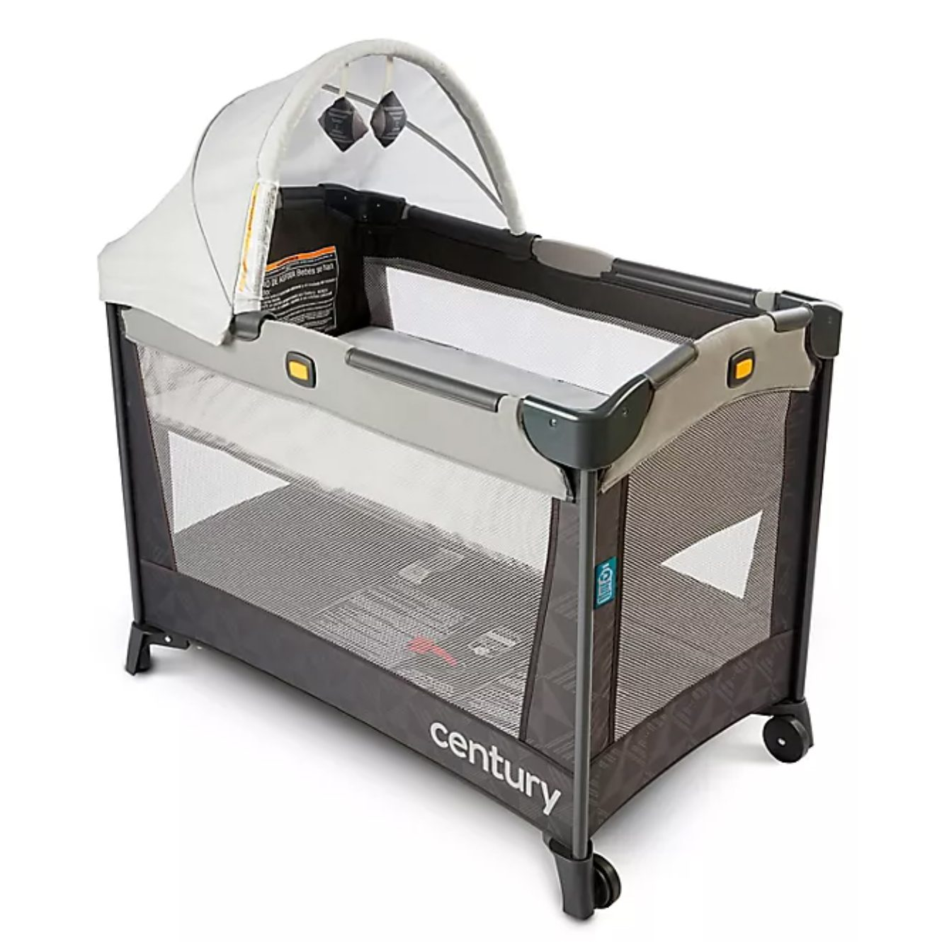 Century® Travel On™ LX 2-in-1 Compact Playard with Bassinet for the new grandma
