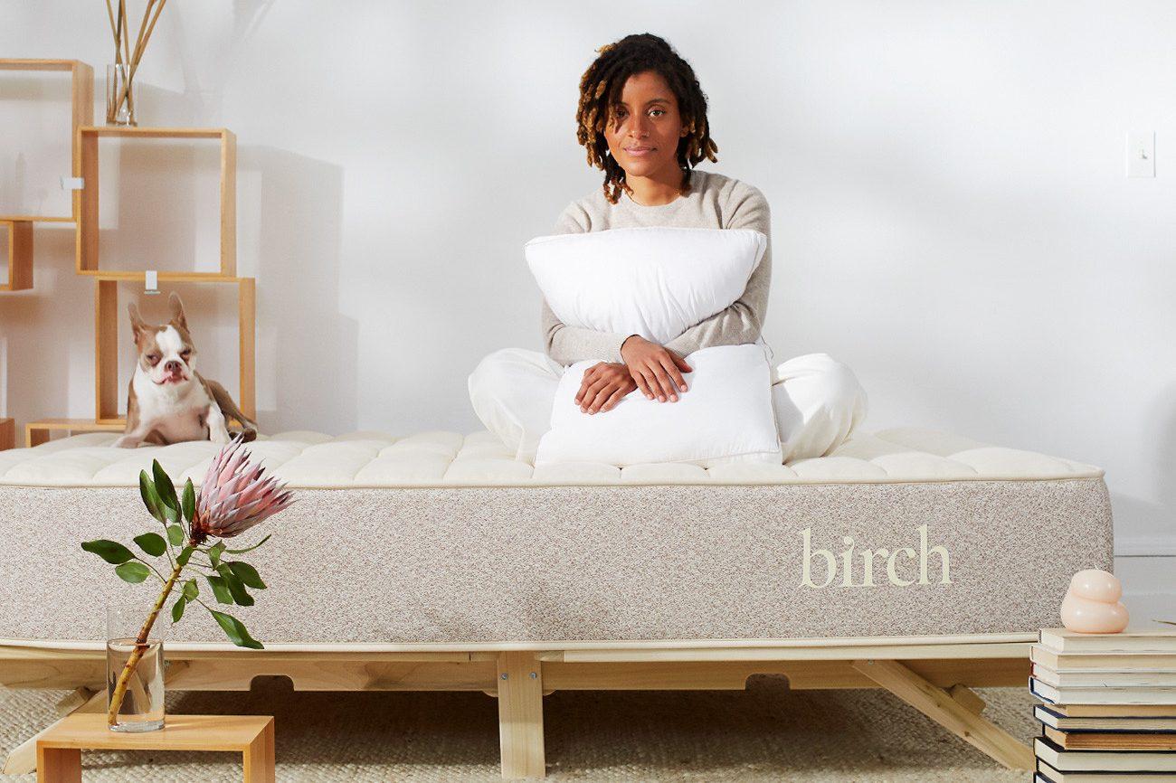 Birch Living Natural Organic Mattress