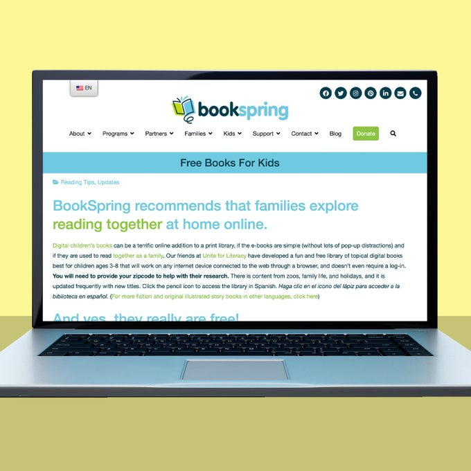 Bookspring.org
