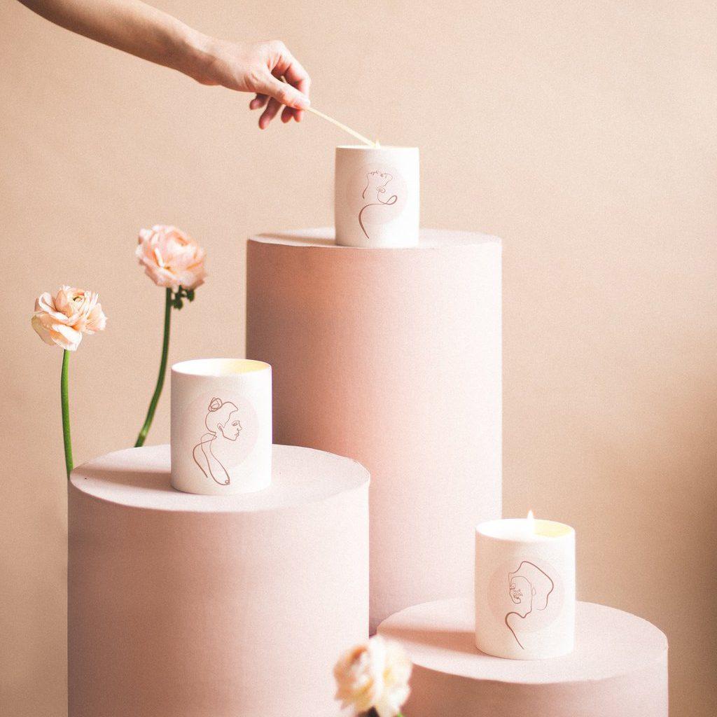 Allison Kunath x Brooklyn Candle Studio