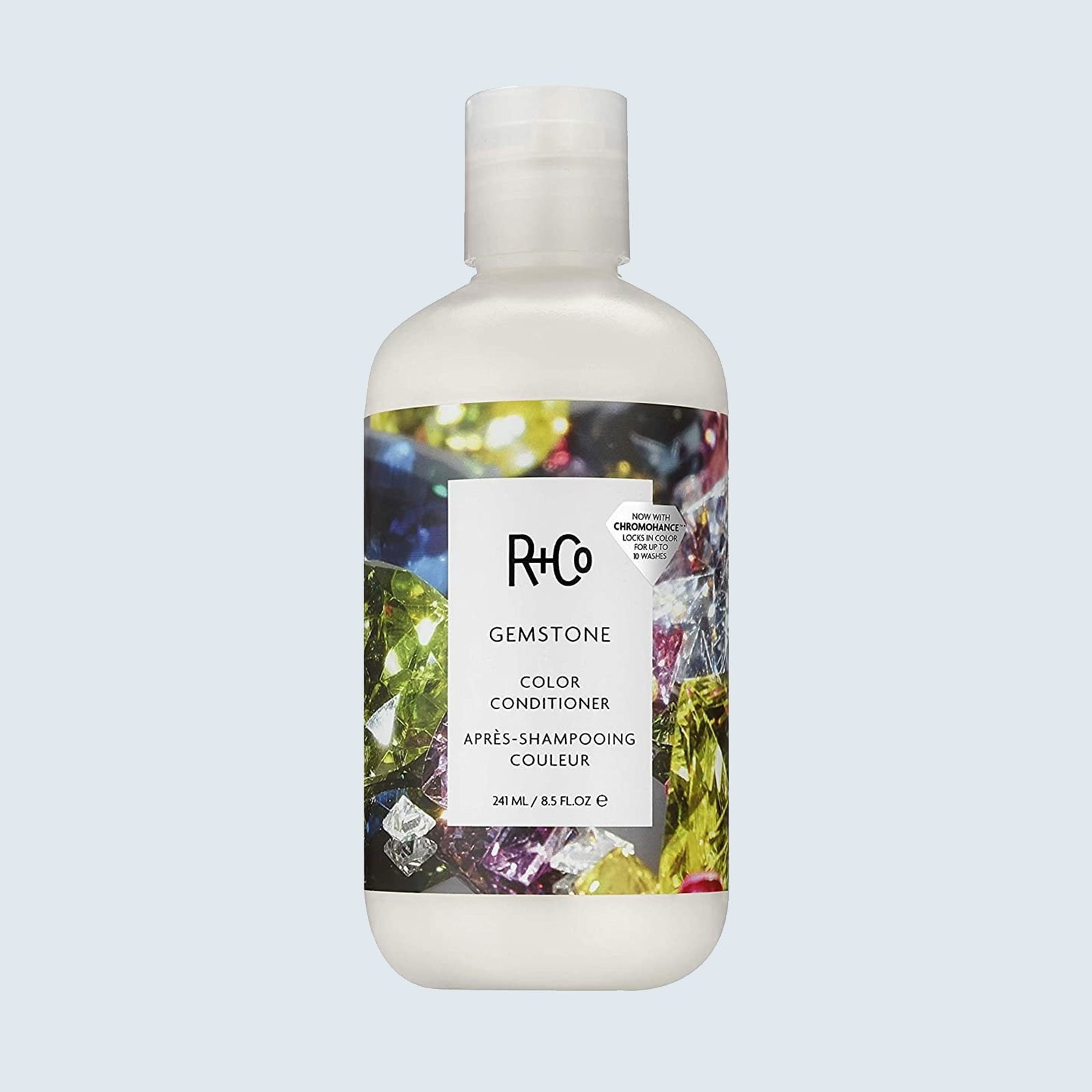 Best conditioner for color-treated hair: R+Co Gemstone Color Conditioner