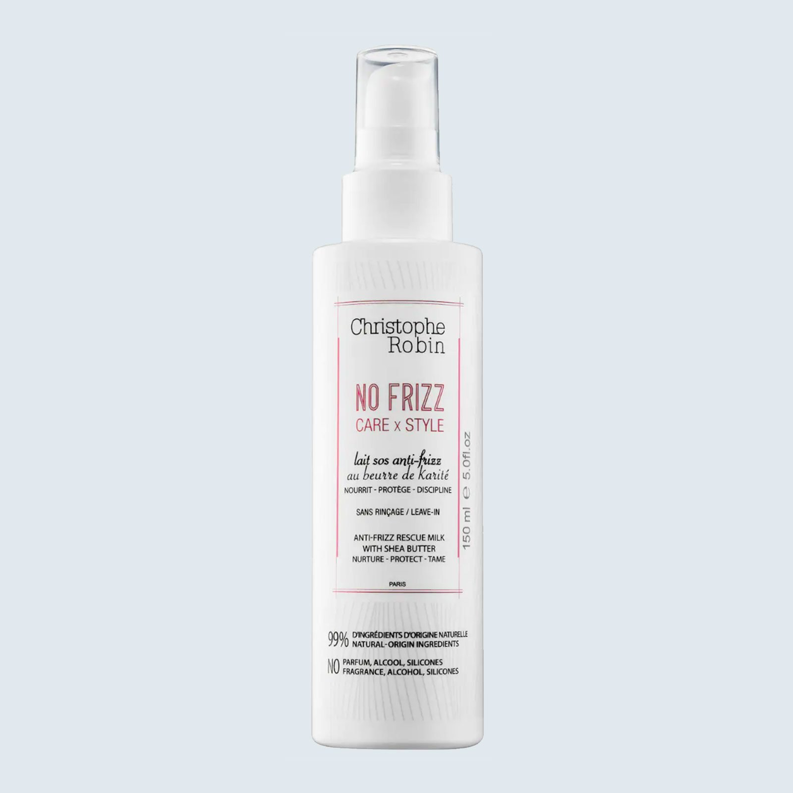 Best wearable conditioner: Christophe Robin No Frizz Care x Style