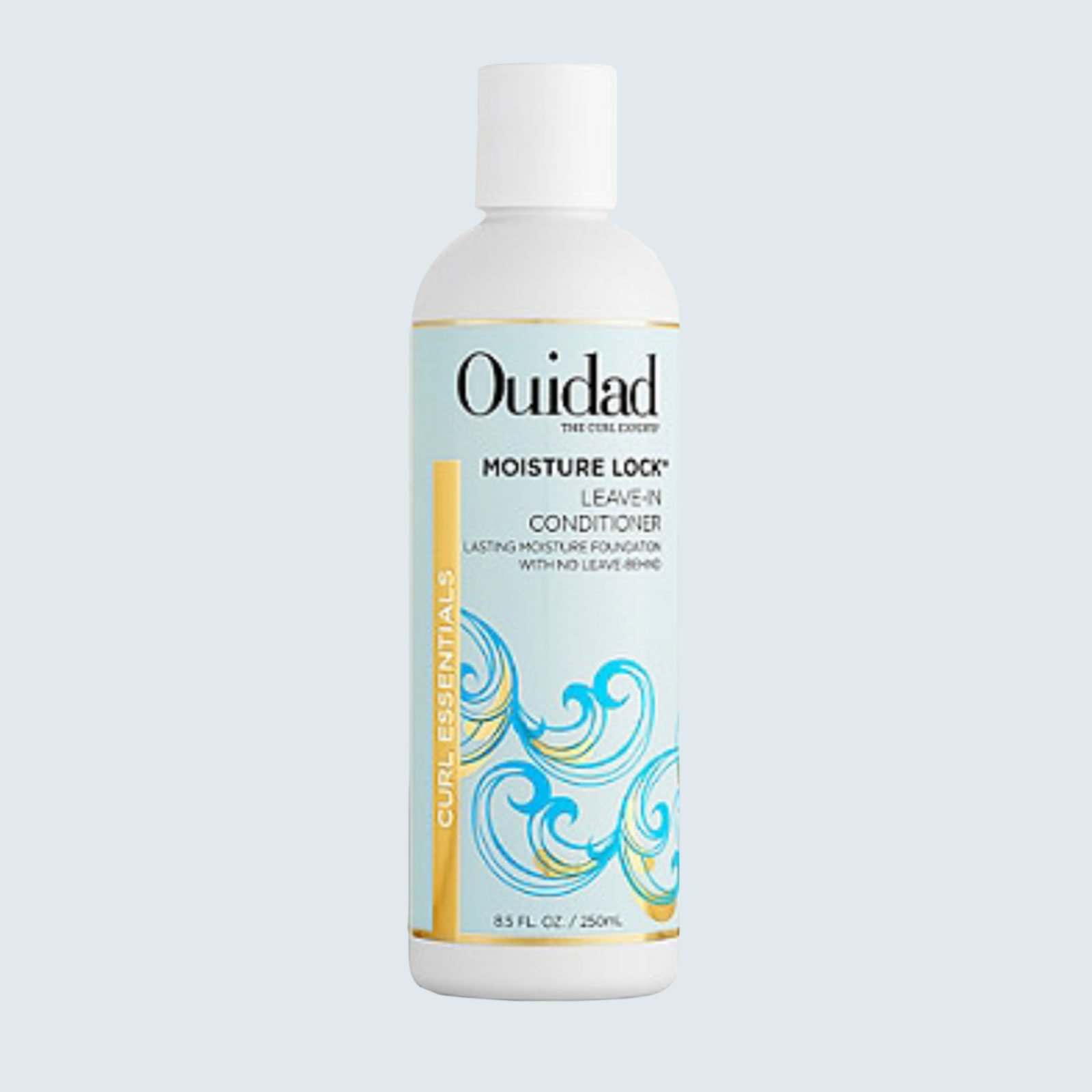 Best conditioner for curly hair: Ouidad Moisture Lock Leave-In Conditioner