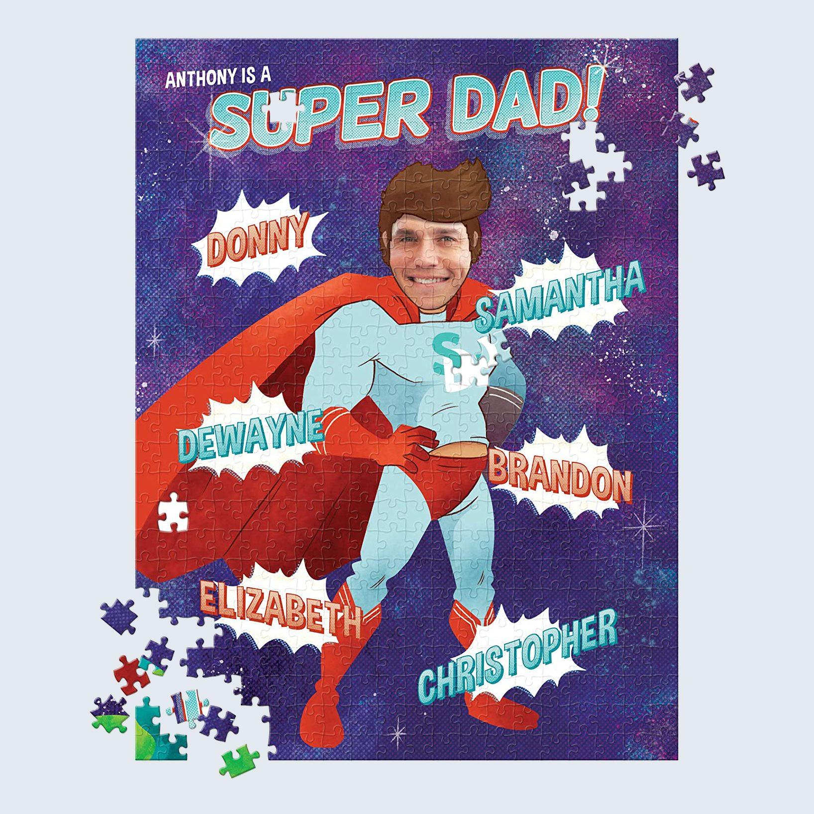 Super Dad puzzle