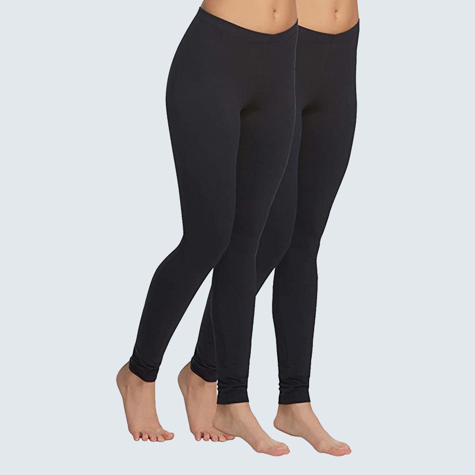 Best leggings for relaxing at home: Felina Velvety Soft Lightweight Leggings