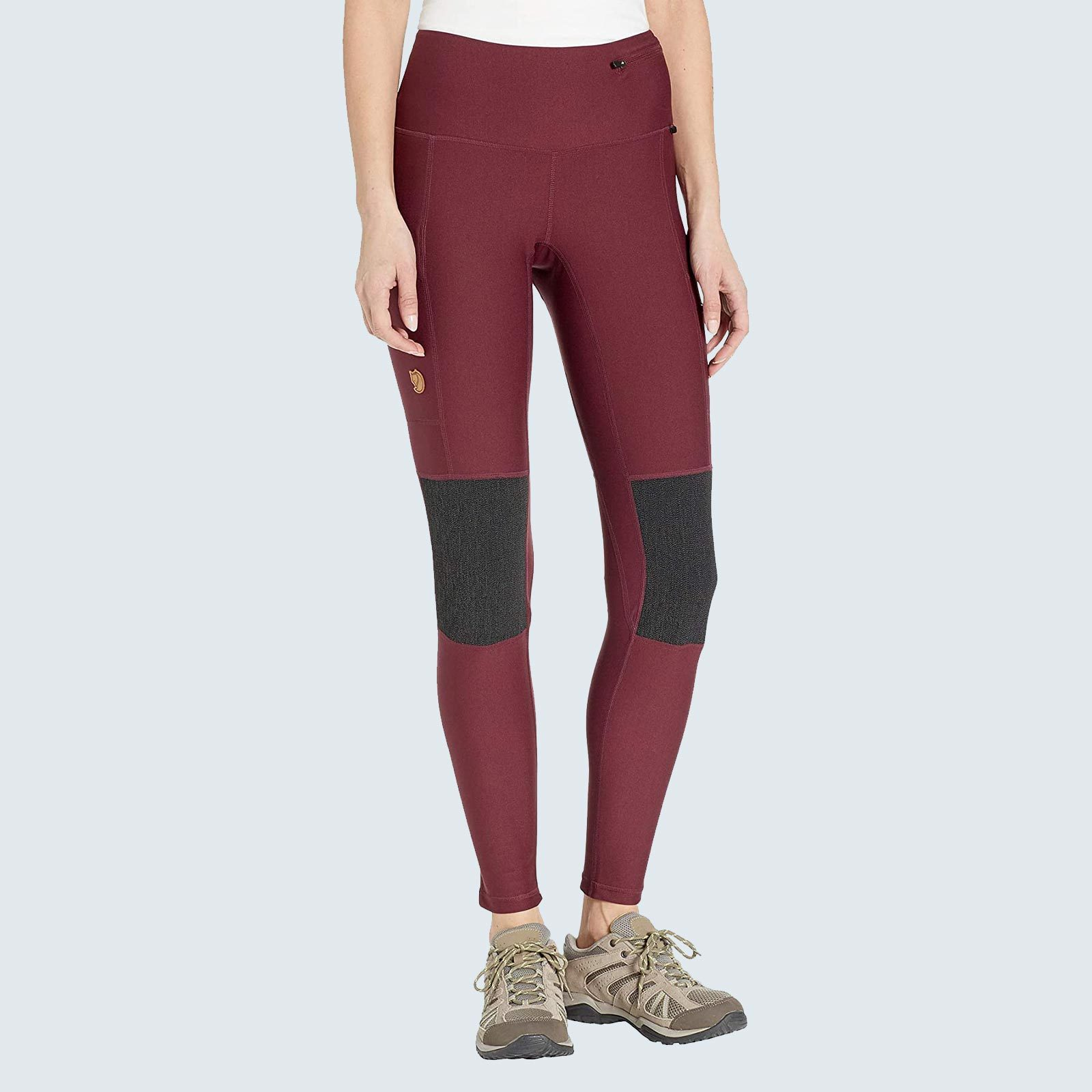 Best leggings for serious outdoor excursions: Fjallraven Abisko Trekking Tights