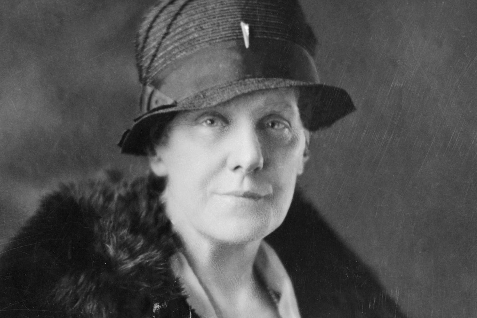 Founder of Mother's Day Anna M. Jarvis