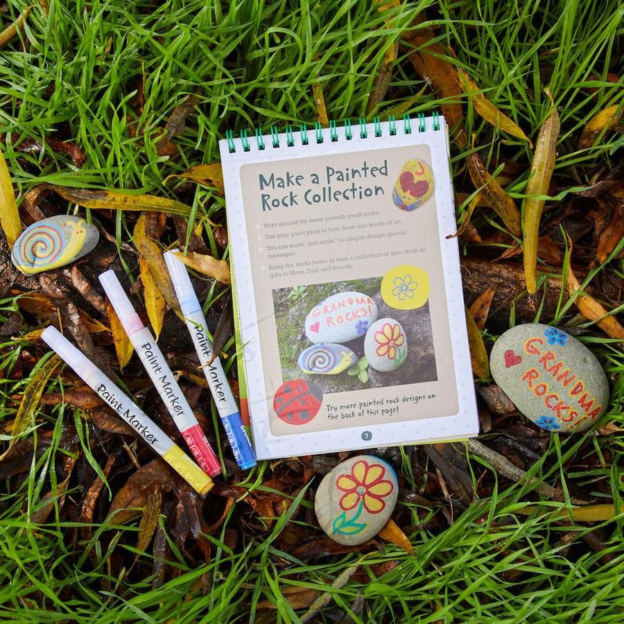 Grandma and Me Explore Outdoors Activity Kit from Little Bridges