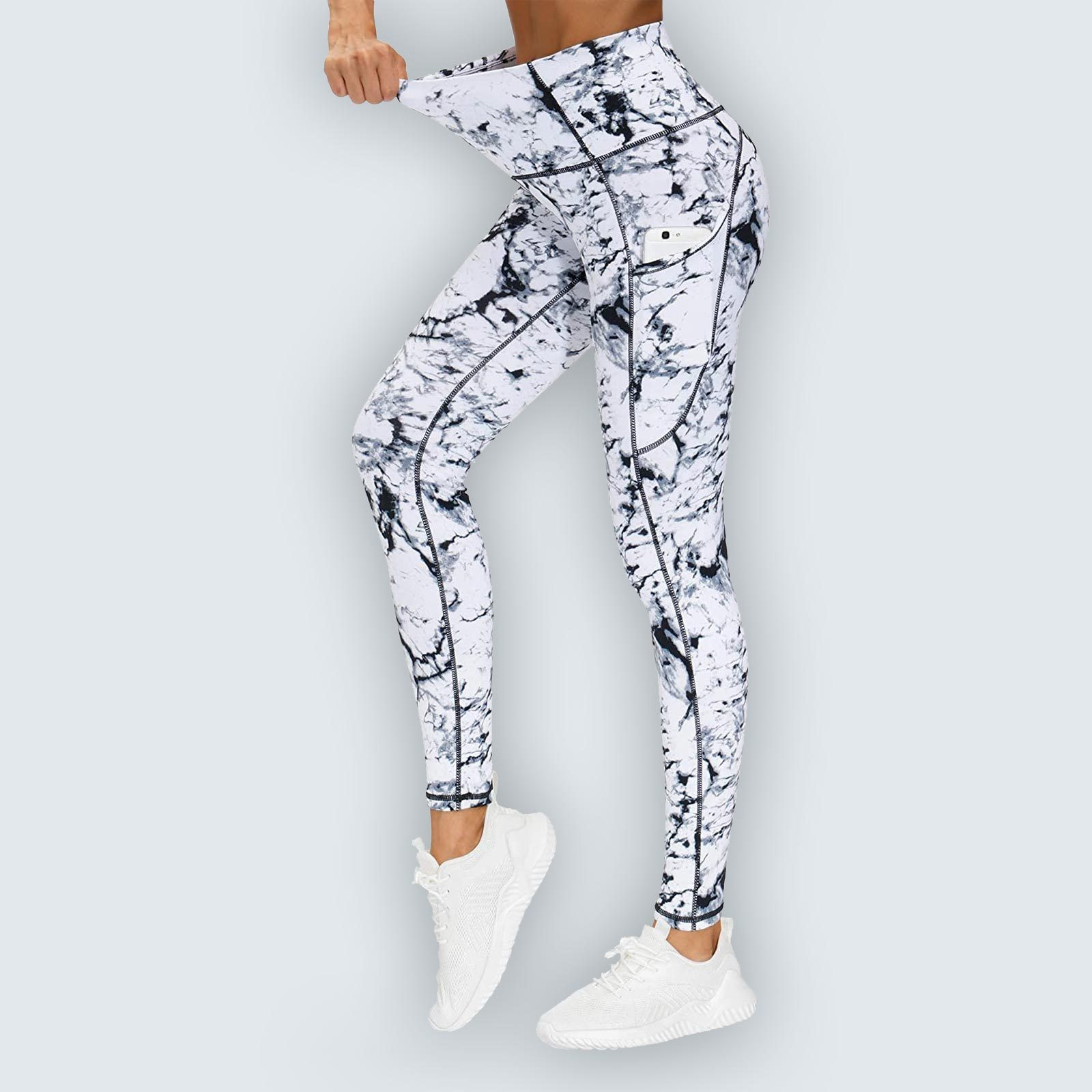 Best leggings for demanding workouts: The Gym People High Waist Yoga Pants
