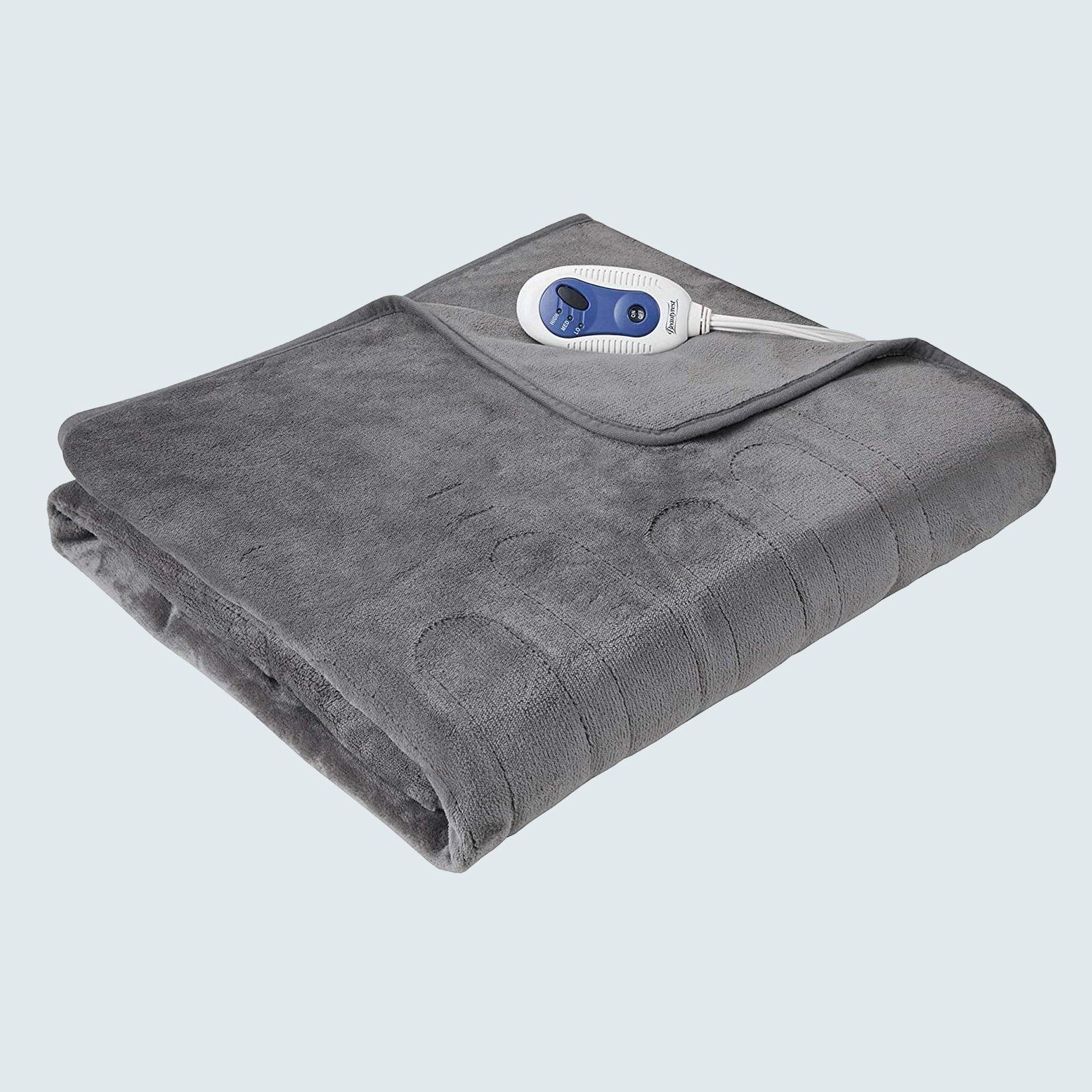 Beautyrest Foot Pocket Electric Blanket