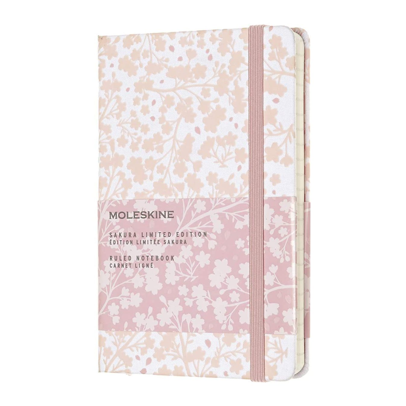 Limited Edition Sakura Notebook from Moleskine