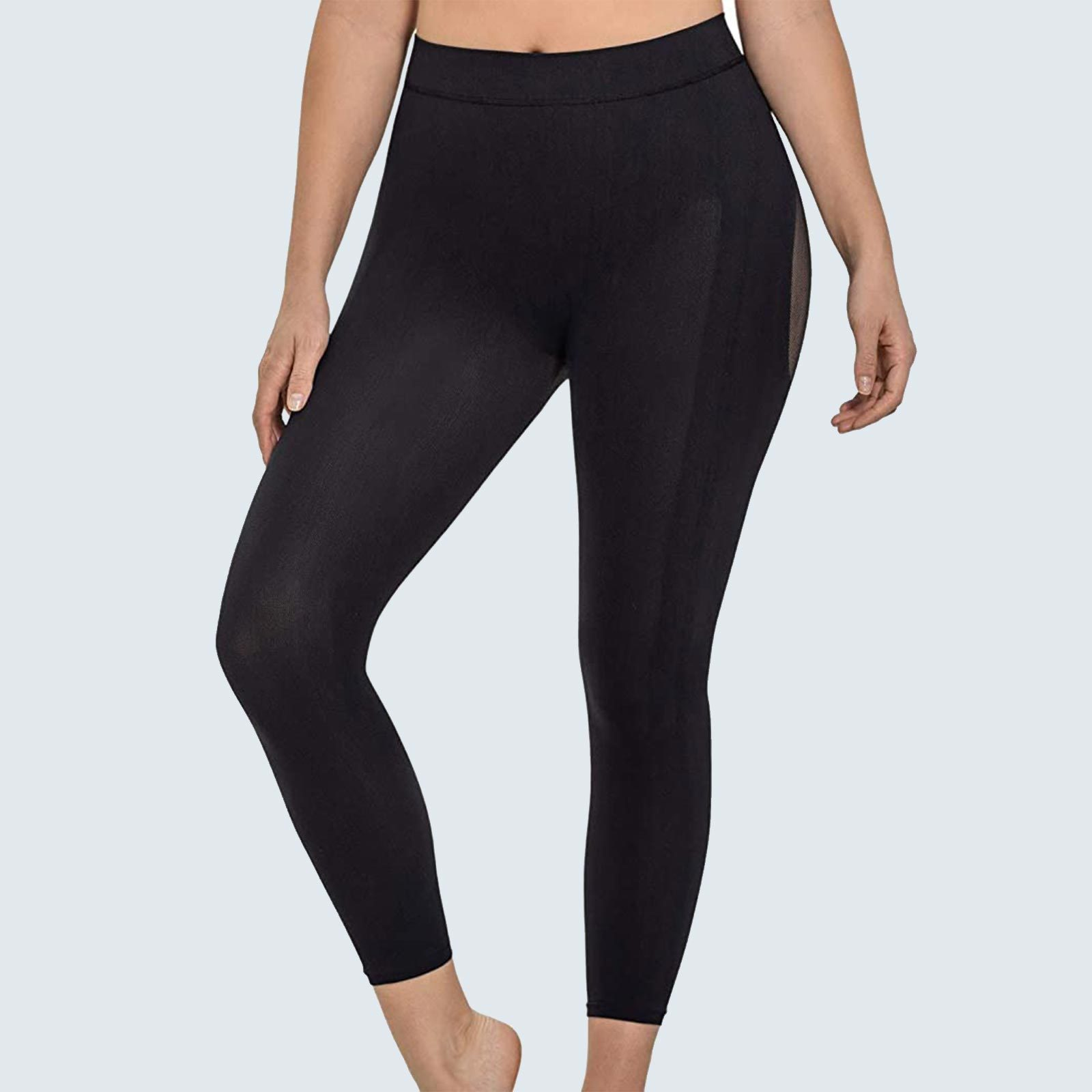 Best post-surgical leggings: Leonisa Invisible Waist to Thigh Post-Surgical Capris