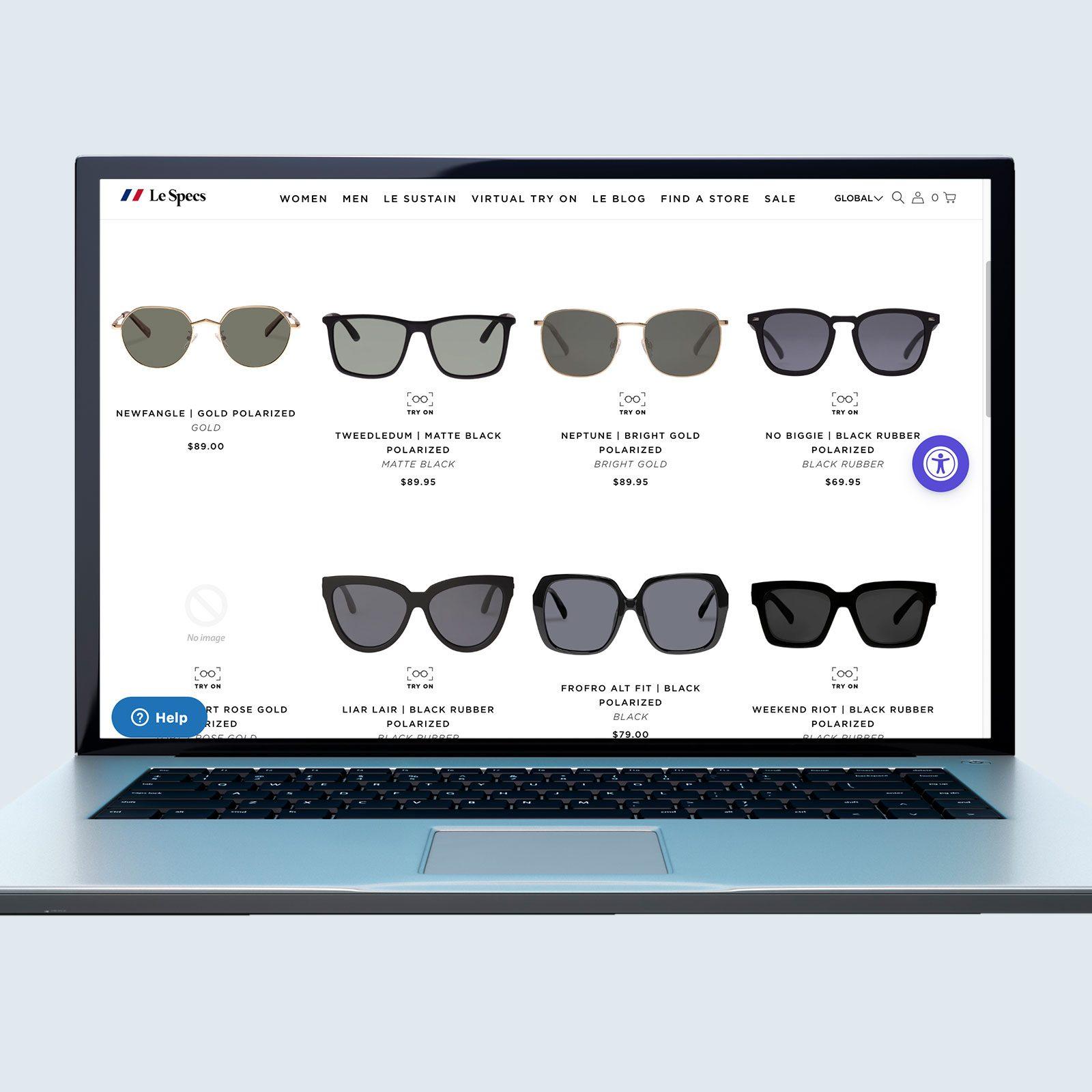 Le Specs Polarized Sunglasses