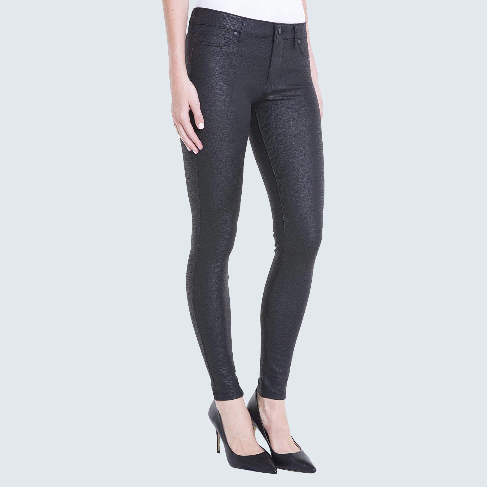 Best fashion leggings for petite sizes: Liverpool Petite Madonna Leggings