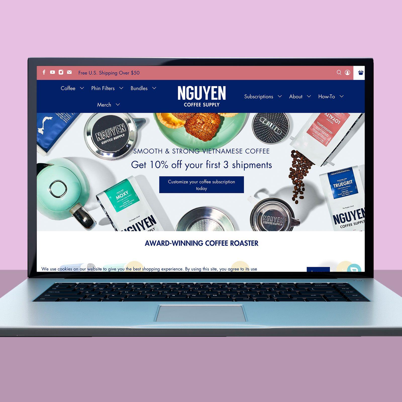 Nguyencoffeesupply.com