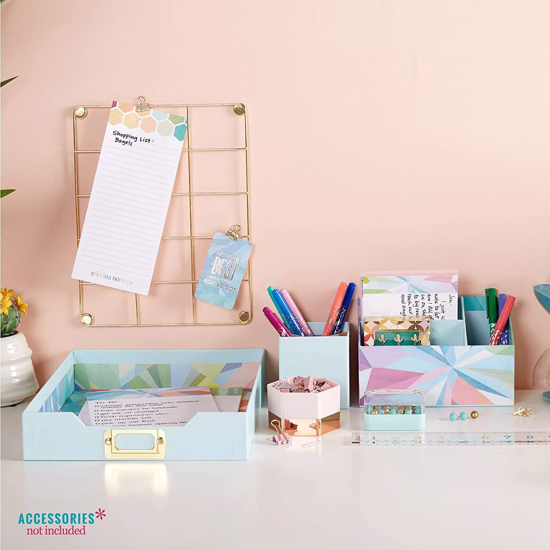 Designer Desk Organizer Set from Erin Condren