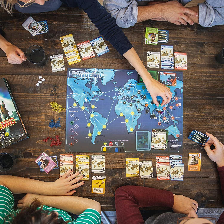 Pandemic game board game